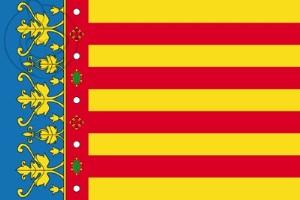 Bandera Comunidad Valenciana