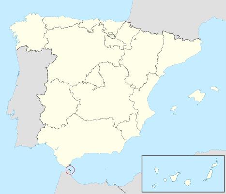 Mapa topográfico de Ceuta y Melilla para Garmin