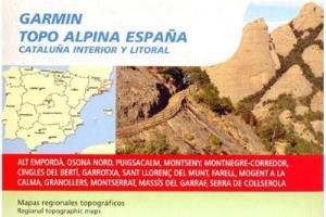 Topo Alpina Cataluña Interior Litoral