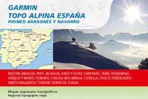 Topo Alpina Pirineo Aragonés y Navarro