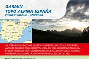 Topo Alpina Pirineo Catalán y Andorra
