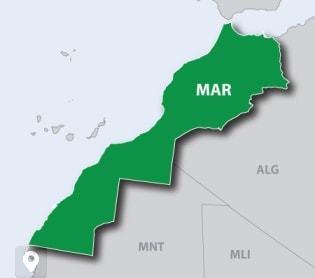 Topo Marruecos