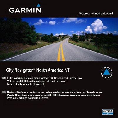 City Navigator Nort America NT