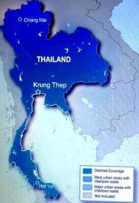 City Navigator Thailand