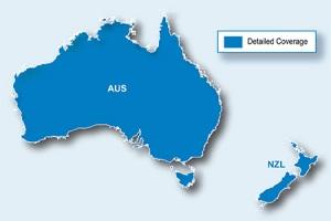 City Navigator Australia Nueva Zelanda