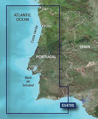 Bluechart G2 Vision - VEU479S - Portugal