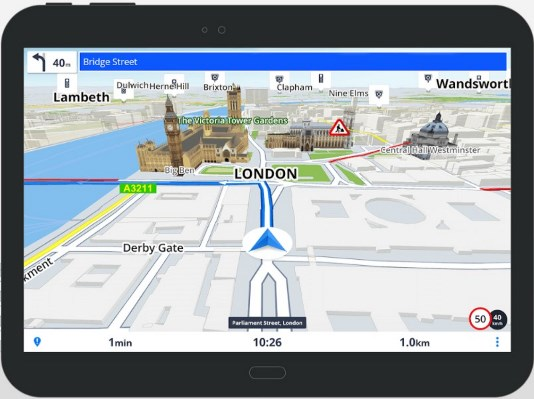 Sygic GPS Navigator