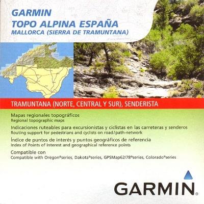 Topo Alpina Mallorca