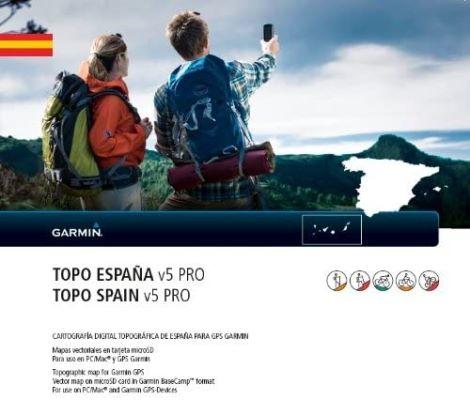 Topo España v5 PRO