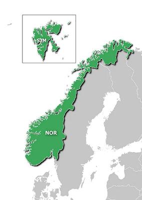 Topo Norway Experience v3 PRO