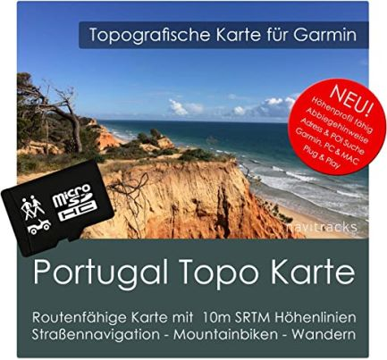 Topo Portugal Ciclonature V5