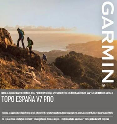 Topo España V7 PRO