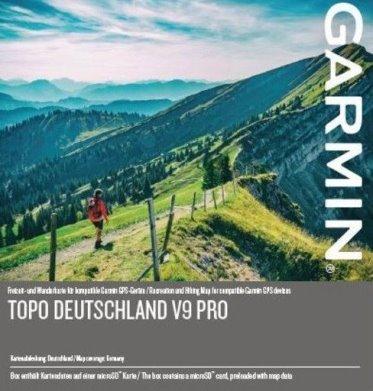 Topo Alemania v9 PRO
