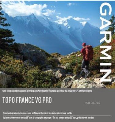 Topo Francia v6 PRO